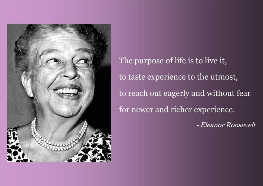 Eleanor Roosevelt Quote 3