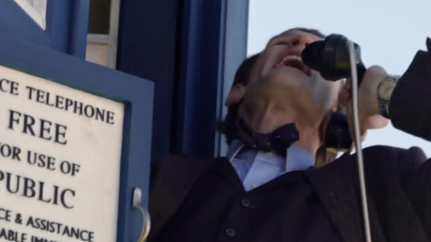 TARDIS Phonecall