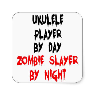 zombie_slayer_ukulele_player_stickers
