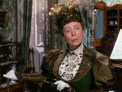 Dame Edith Evans as Lady Bracknell The Importance of Being Earnest (1952)