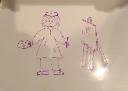 Artist Me (haha)