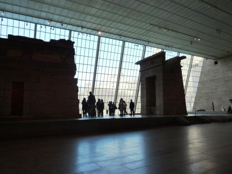 Temple of Dendur 1