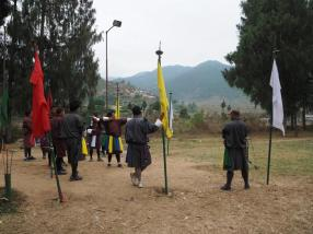 Archery - National Sport of Bhutan