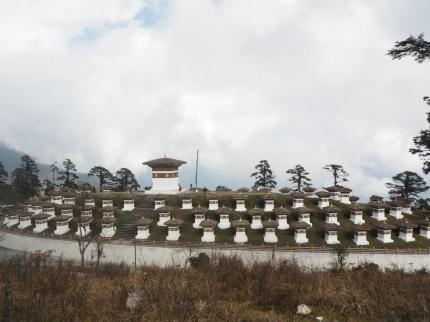 Druk Wangyal Choetens, Dochula Pass