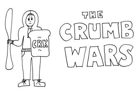 The Crumb Wars web