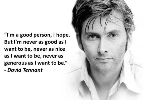 Tennant quote