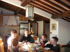 Italian family life