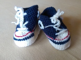 Cool Converse Booties