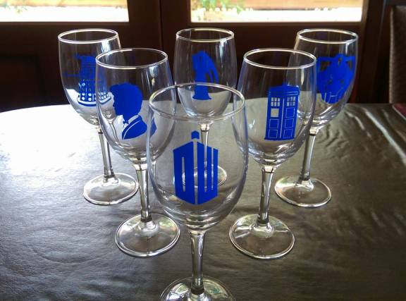 Coolest wine glasses ever